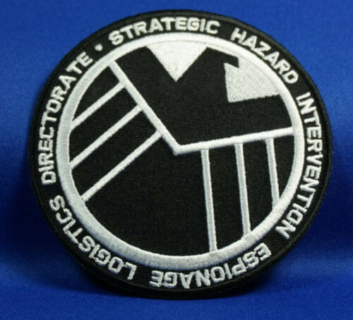 SHIELD/S.H.I.E.L.D Iron On - Moral Patch