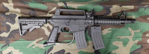 Tippmann Alpha Black Paintball Gun - USED