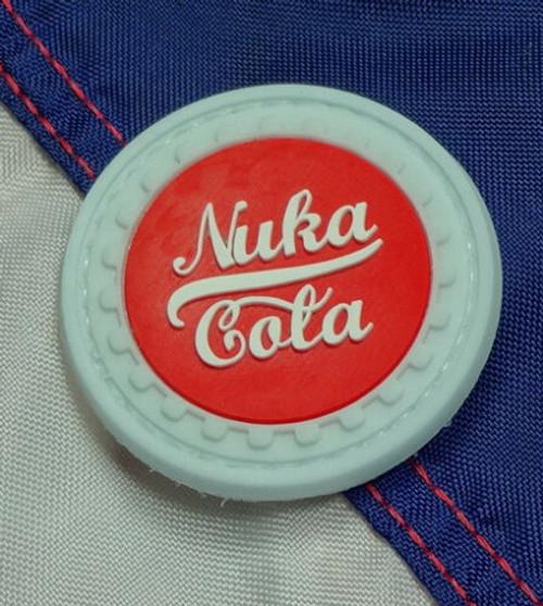 Nuka Cola Corporation Fallout PVC - Morale Patch
