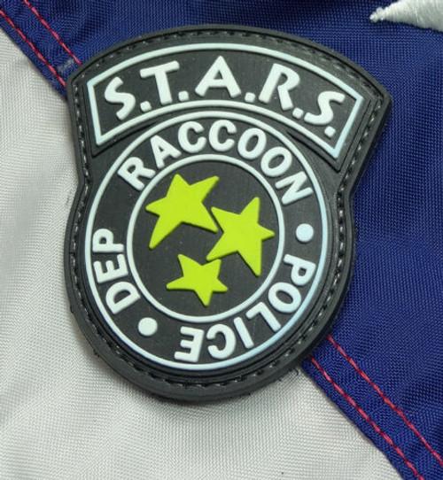 Black Raccoon Police S.T.A.R.S PVC - Morale Patch