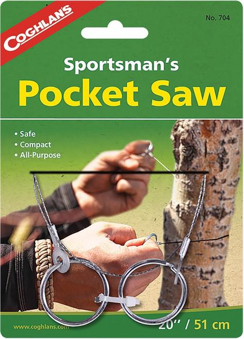 Sportsmans Pocket Saw
