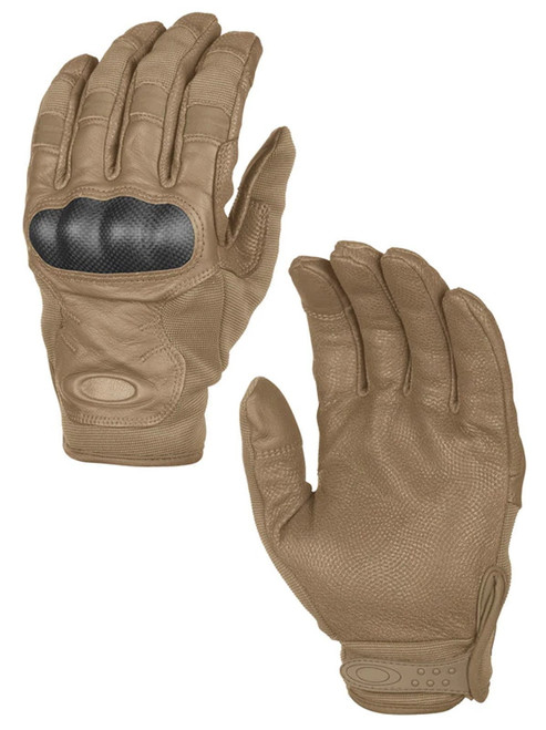 Oakley SI Tactical Touch Gloves - Tan