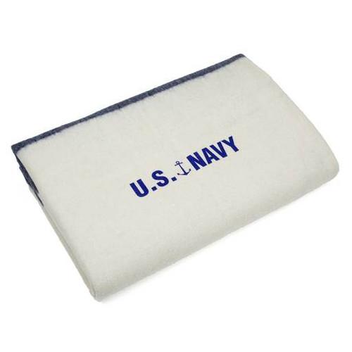 U.S. Navy Wool Blanket (Classic Wool Reproduction)