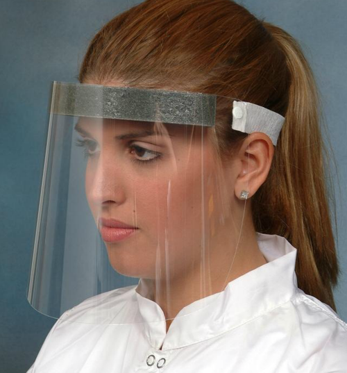 Full Length Disposable Face Shields