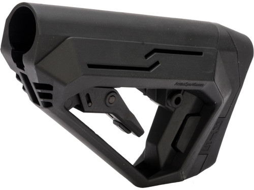 ASG Strike Systems Retractable ATS M-Stock (Color: Black)