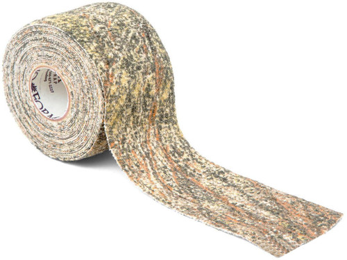 McNett Tactical Camo Form LT Lightweight Fabric Wrap (Color: Brush)