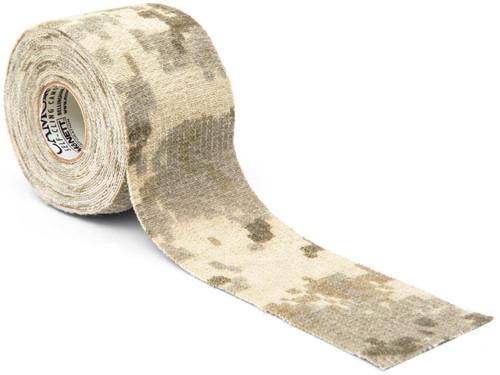 McNett Tactical Camo Form LT Lightweight Fabric Wrap (Color: Desert Digital)