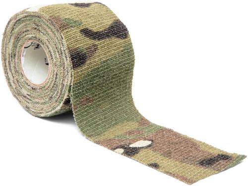 McNett Tactical Camo Form LT Lightweight Fabric Wrap (Color: Multicam)
