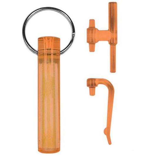 Gear Aid Ni Glo Reusable Gear Marker (Color: Orange)