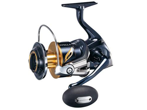 Shimano Stella SW-C Spinning Fishing Reel (Model: STLSW14000XGC)