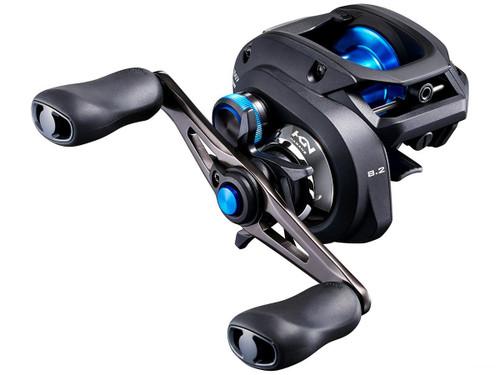 Shimano SLX DC Baitcasting Fishing Reel (Model: SLXDC150XG)