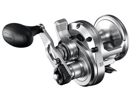 Shimano Speed Master II Conventional Fishing Reel (Model: Speed Master 12 II)
