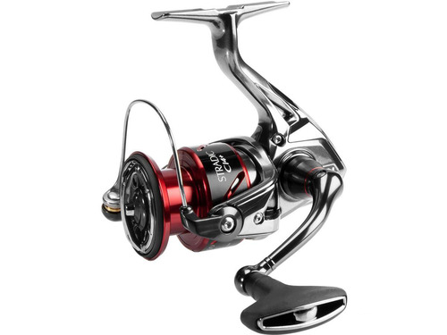 Shimano Stradic CI4+ Fishing Reel (Model: STCI4-2500HGFB)