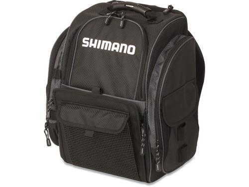 Shimano BlackMoon Fishing Tackle Backpack (Size: Medium)