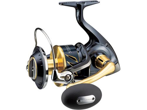 Shimano Stella SW Salt Water Spinning Fishing Reel (Model: 14000SW BXG)