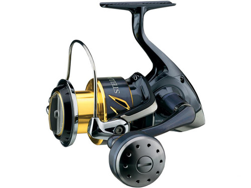 Shimano Stella SW Salt Water Spinning Fishing Reel (Model: 5000SW BHG)