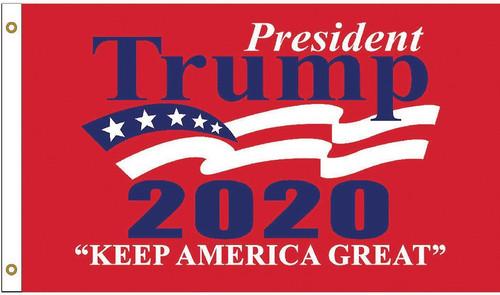 Trump 2020 Flag CPS44431