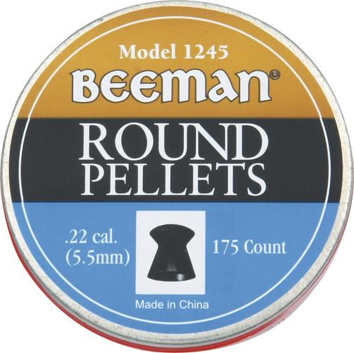 Round Pellets