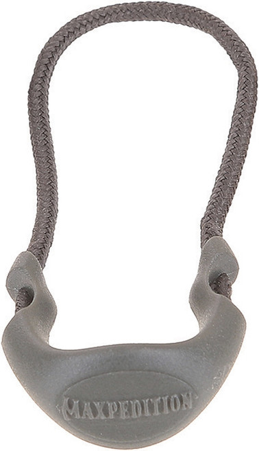AGR Small Zipper Pulls Gray