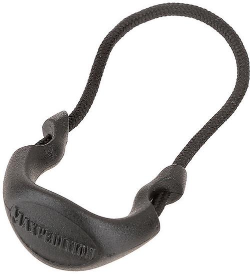 AGR Large Zipper Pulls Black