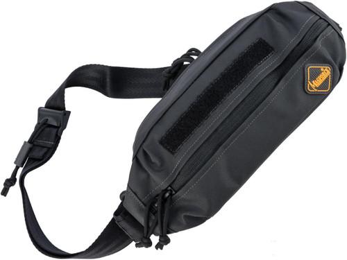 MagForce City Traveler Waistpack Small (Color: Jet Black)