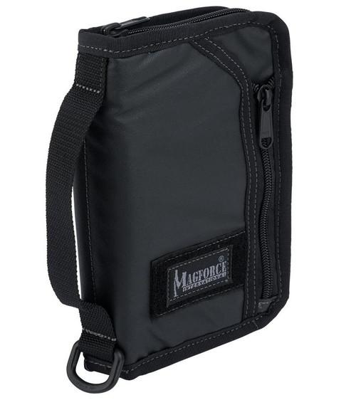 MagForce EDC Passport Pouch (Color: Jet Black)