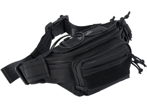 MagForce Quickchan Waistpack (Color: Black)