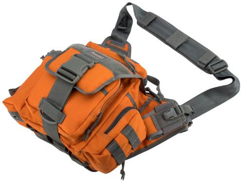 MagForce Saddleborne Sling Bag (Color: Orange Foliage)