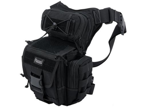 MagForce Tactical Maneuver Waistpack (Color: Black)