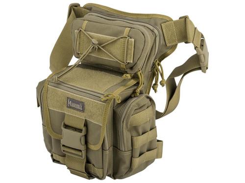 MagForce Tactical Maneuver Waistpack (Color: Khaki)