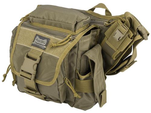 MagForce Type B Saddle Sling Bag (Color: Khaki)