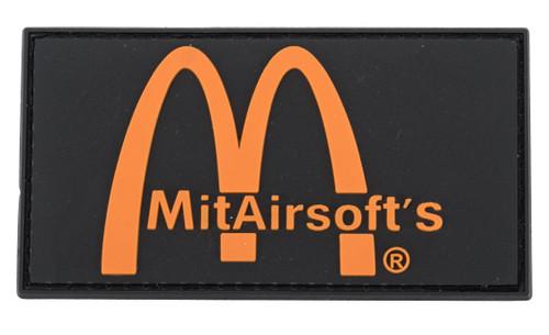 "MITA ""MitAirsoft's"" PVC Velcro Patch"