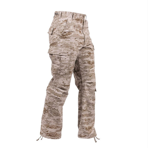Hero Brand Canadian Armed Forces Style BDU Pants -Desert Digital