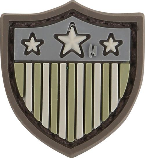USA Shield Micropatch MXUSSDA