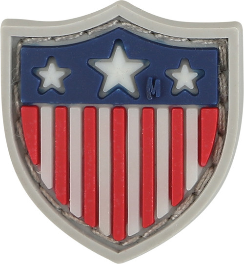 USA Shield Micropatch Glow