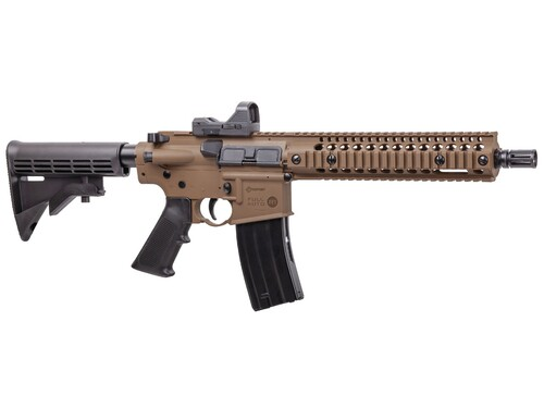 Crosman R1 Full Auto Rifle w/ Red Dot