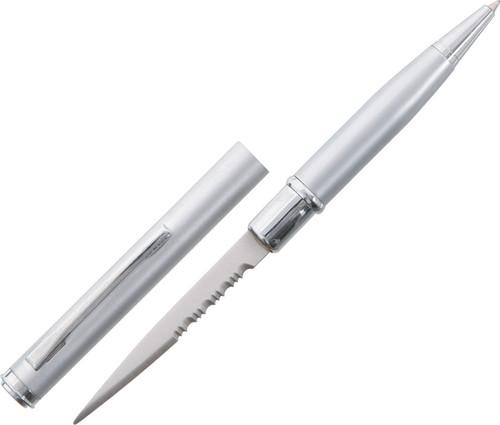 Ink Pen Knife Silver