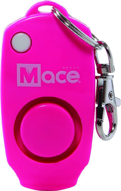Personal Alarm Keychain Pink
