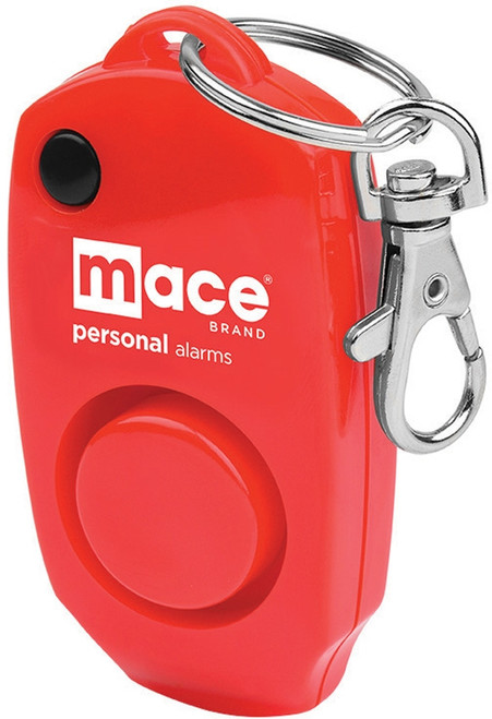 Personal Alarm Keychain Red
