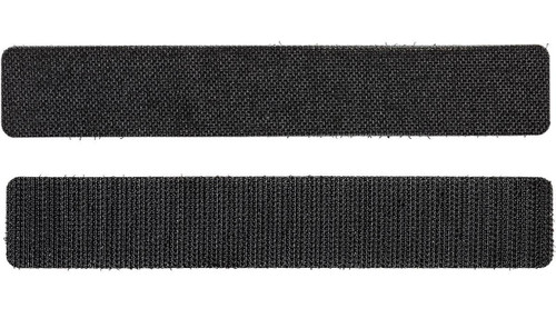 "5.11 Tactical WriteBar Hook & Loop Name Tape (Size: 6"" Black / 3 Pack)"