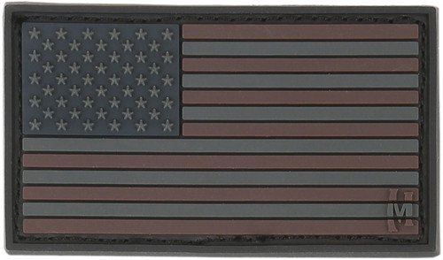 USA Flag Patch - Stealth