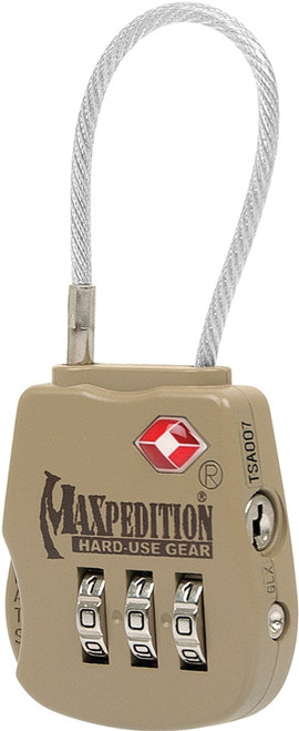 Tactical Luggage Lock