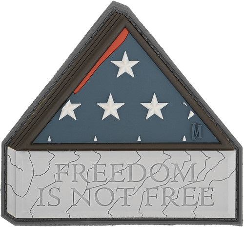 Freedom Is Not Free Patch-SWAT