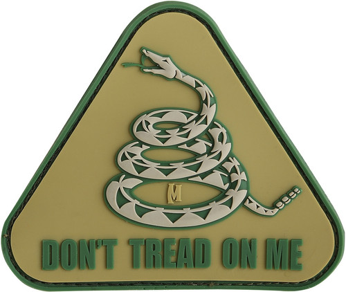 Arid Dont Tread on Me Patch