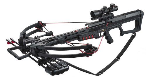 Man Kung 175LB Four Point Compound Crossbow