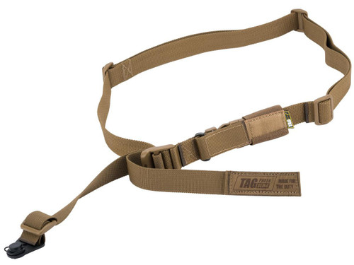 """TAGinn TAGsling """"Photo"""" Universal Camera Sling (Color: Coyote Brown)"""