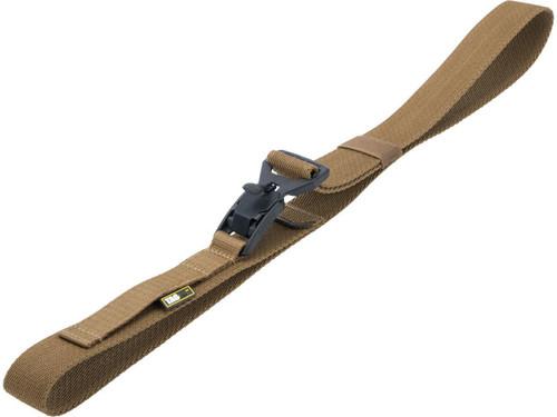 TAGinn Flexi Belt (Color: Coyote Brown / Medium 100cm)