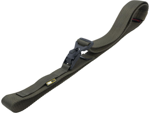 TAGinn Flexi Belt (Color: OD Green / Medium 100cm)
