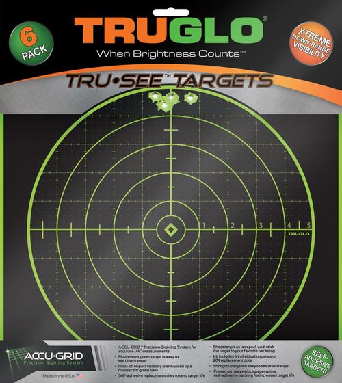 Tru-See Splatter Target 100yd