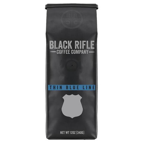 Black Rifle Coffee Company Thin Blue Line Blend - Whole Bean